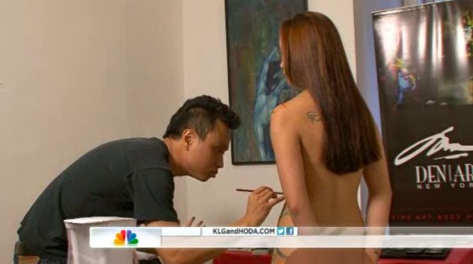 Danny Setiawan of DENART NY on TODAY Show