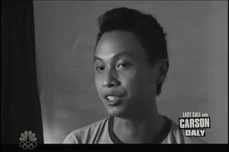 Danny Setiawan profile on Last Call with Carson Daly