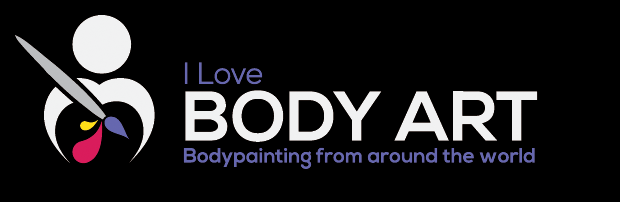 I love Body Art logo
