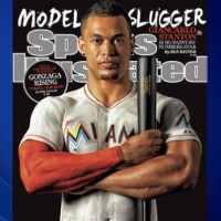 Body-Painted Giancarlo Stanton To Be Featured On Sports Illustrated Cover