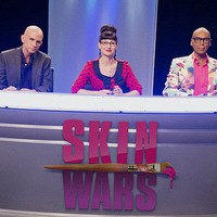 Wednesday TV Picks: 'Skin Wars' artists try camouflage
