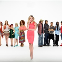 WATCH: Rebecca Romijn Sizzles (In Nothing But Body Paint!) in Skin Wars Promo