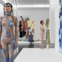 The Beauty of Donna Huanca's Body Art Is More Than Skin Deep