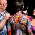 Bodypainting Comes Alive In The Triad