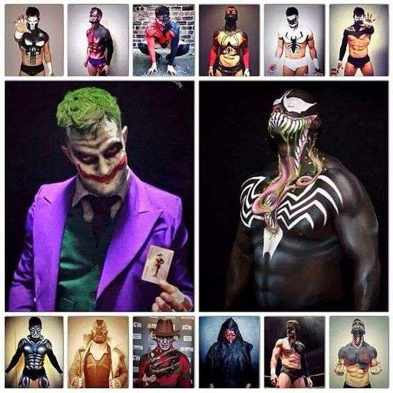 Finn Balor paint and tattoos: What do they mean?