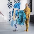 Body Painting and Performance Art Collide in 'SCAR CYMBALS'