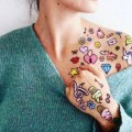 This NSFW body paint art turns skin into canvas and we are *so* into it