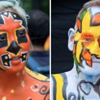 NYC Bodypainting Day in Washington Square Park to have models 'of all shapes and sizes'