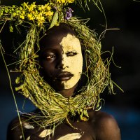 "The Omo Valley Tribe: The Snapchat Flower ""Originators"""