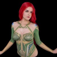 "Bodypainting streamer calls out Twitch's guidelines after ""wrongful"" ban"